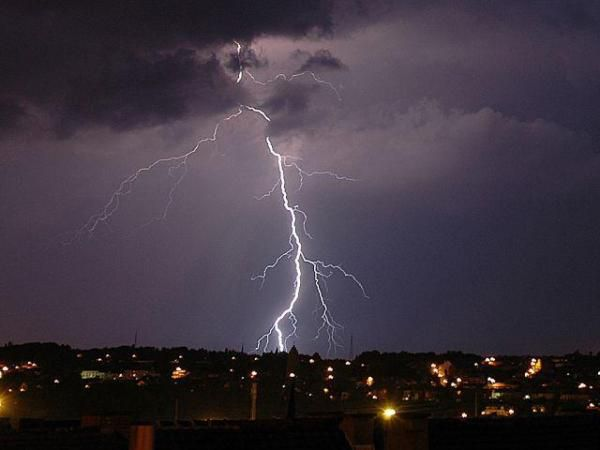 Annecy: attention aux orages !