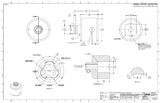 mechanical notes  cad drawings