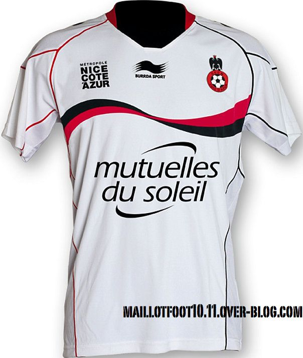 maillots-2013-ogc-nice